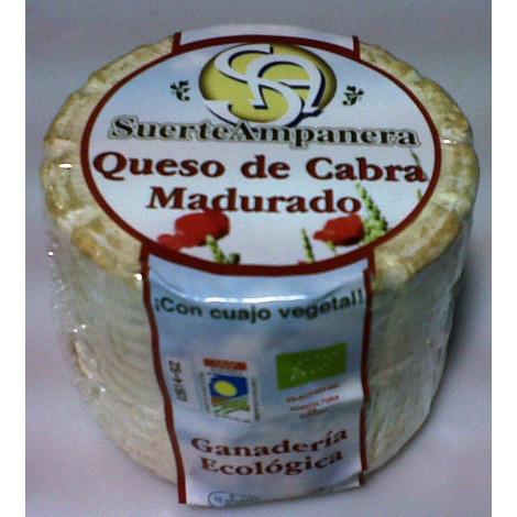 Queso de cabra madurado - Suerte Ampanera - 450 gr