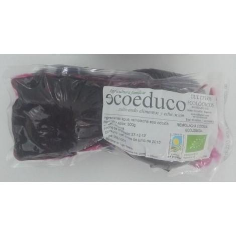 Remolacha cocida -Ecoeduco - 500 gr