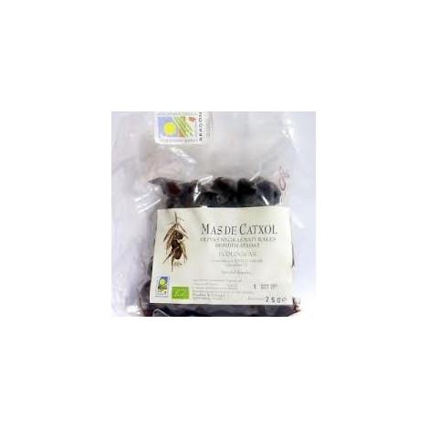 Aceituna empeltre - Mas de Catxol - Bolsa al vacío 250 gr