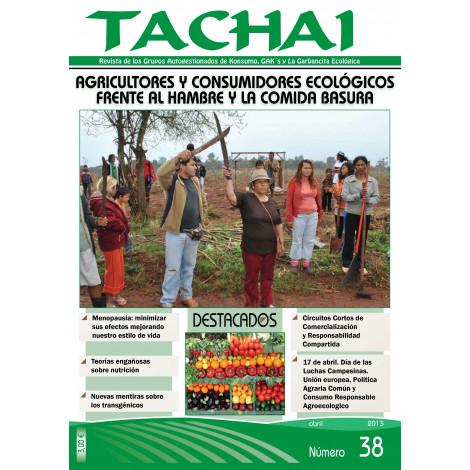 Revista Tachai 38 _ Abril 2013