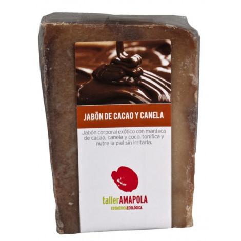 Jabón de Cacao y Canela - Amapola Biocosmetics  - 100gr