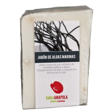 Jabón de Algas Marinas - Amapola Biocosmetics  - 100gr