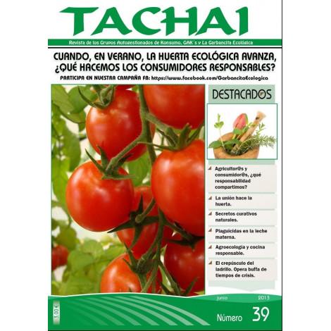 Revista Tachai 39 - Junio 2013