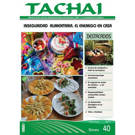 Revista Tachai 40_Septiembre 2013