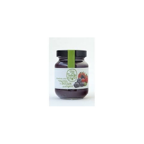 Mermelada Frutos del Bosque Sirope de Agave - Valle del Taibilla - 260 gr