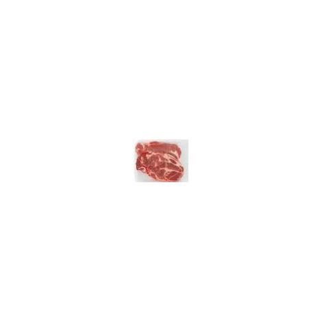 Chuleta de aguja de Cerdo -paq. 500 gr aprox- Biobardales - precio 500 gr
