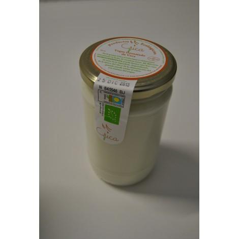 Yogur desnatado de Vaca - Crica - 770 gr