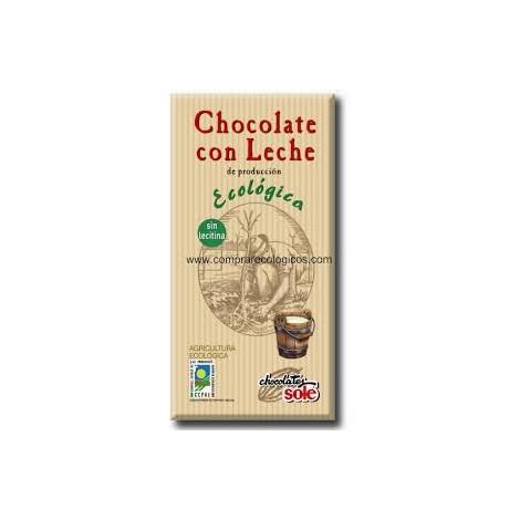 Chocolate con leche - Solé -100 gr