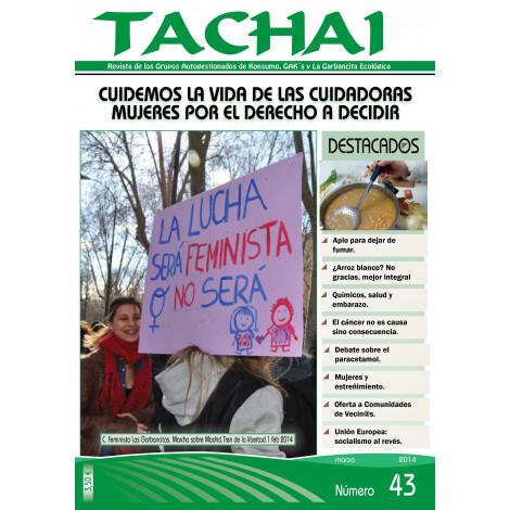 Revista Tachai 43 - Marzo 2014