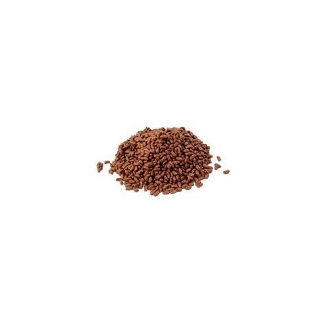 Arroz inflado con cacao sin gluten -Bioprasad- 200 gr
