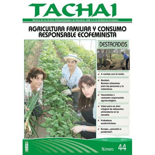 Revista Tachai 44 -MAYO 2014