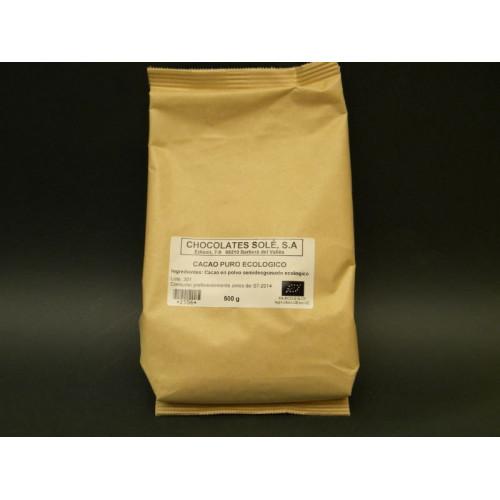 Cacao puro 500g ECO- Sole