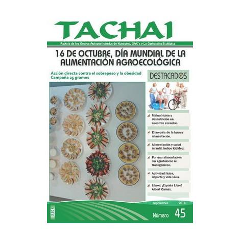 Revista Tachai 45 - Septiembre 2014