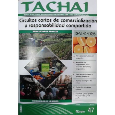 Revista Tachai 47- Enero 2015