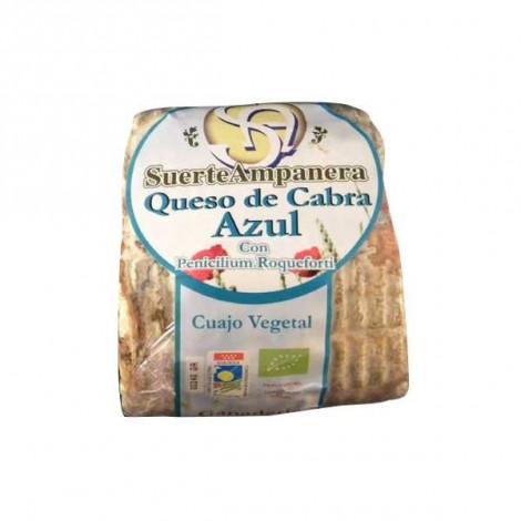 Queso AZUL de Cabra-Suerte Ampanera-450 g