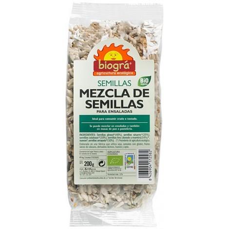 Semillas mezcla-Biográ-200g