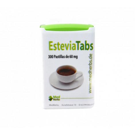 Esteviatabs - 300 comprimidos de 60 mg- Pamies Vitae
