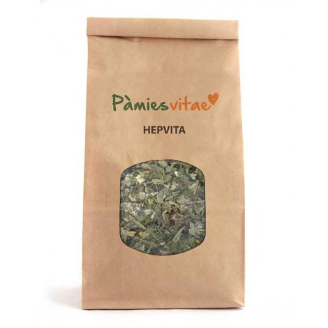 Hepvita - mezcla de hierbas para HIGADO - Pamies vitae - 120 gr