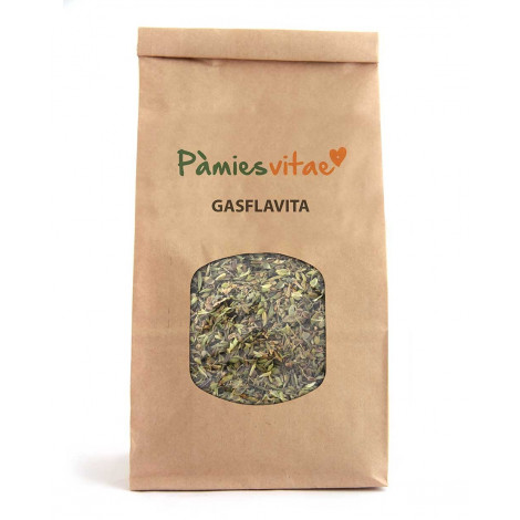 Gasflavita – mezcla de hierbas GASES – Pamies vitae – 120 gr