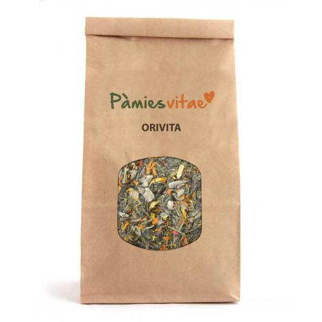 Orivita – mezcla de hierbas INFECCIÓN ORINA – Pamies vitae- 120gr