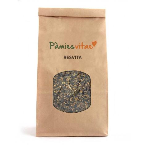 Resvita – mezcla de hierbas CONSTIPADO – Pamies vitae – 120 gr