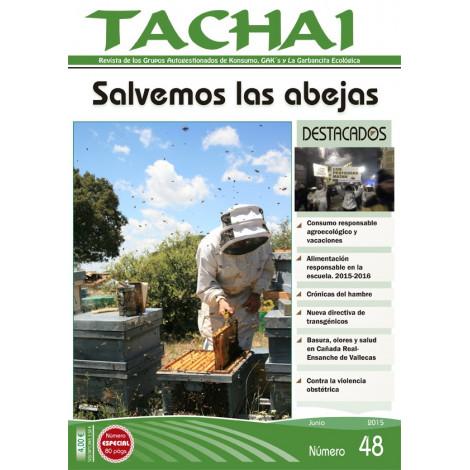 Revista Tachai 48 -Junio 2015