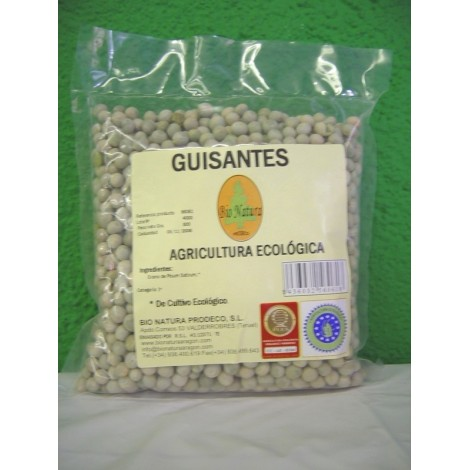 Guisantes secos, Bioprasad, 500 gramos