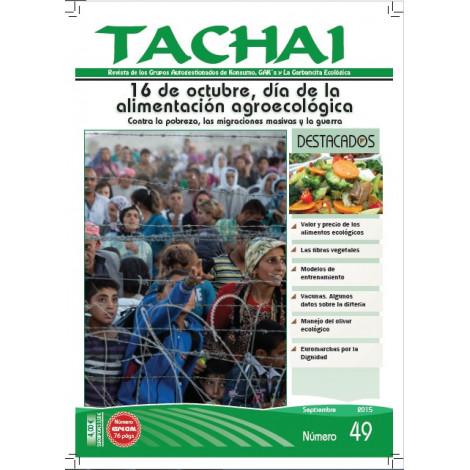 Revista Tachai 49 -Septiembre 2015