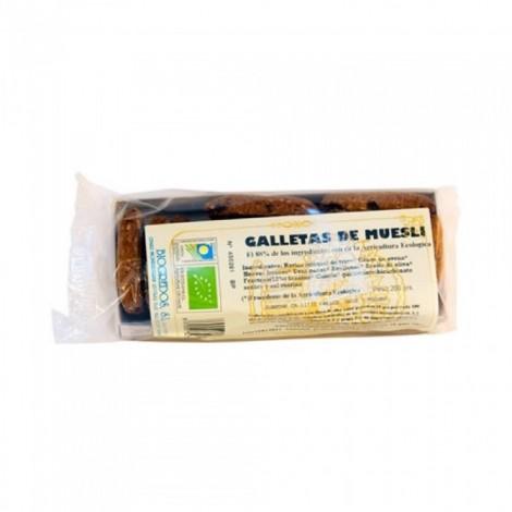 Galletas de muesli- Biogredos- 200 gr