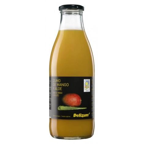 Nectar de Mango y Aloe -Delizum - 1 litro