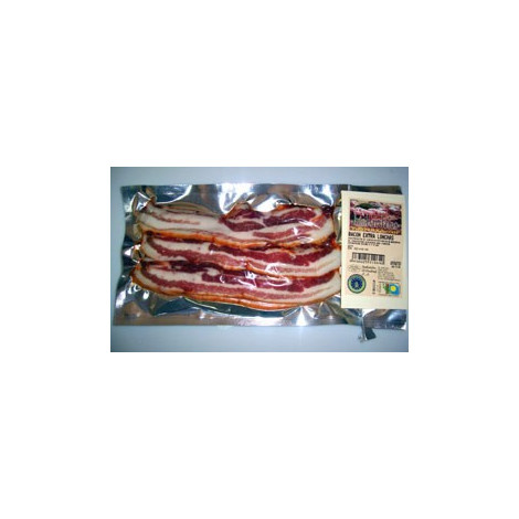 BACÓN EXTRA LONCHAS, 200 gramos