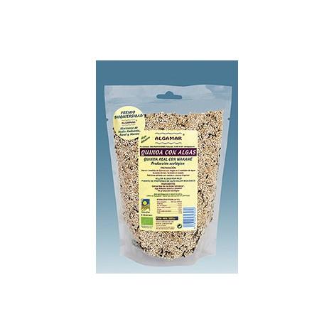 Quinoa con Algas - Algamar - 500g