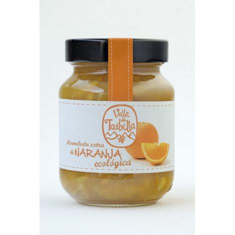 Mermelada Naranja Dulce Azucar de Caña-Valle del Taibilla- 330g