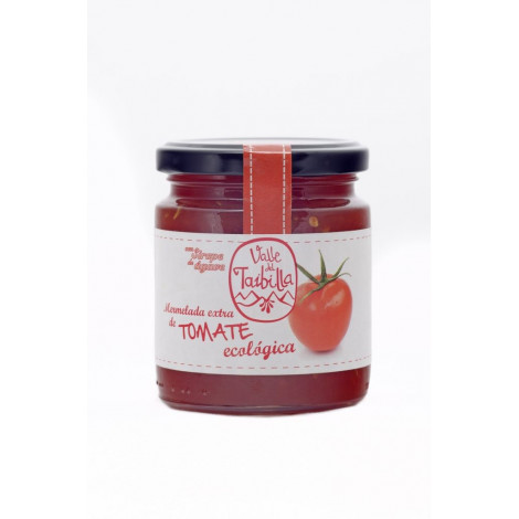 Mermelada Tomate Sirope de Agave-Valle del Taibilla-260 g