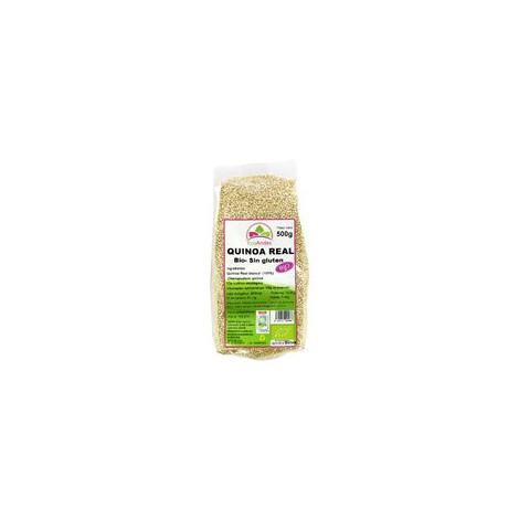 Quinoa real blanca (sin gluten) - EcoAndes - 500gr