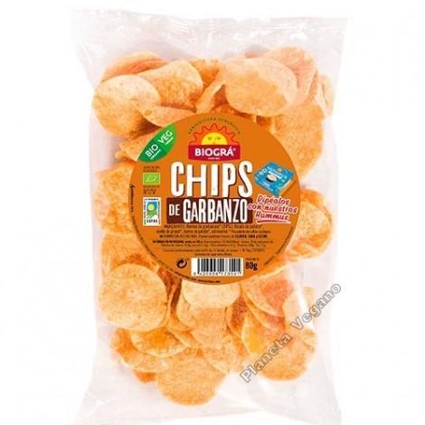 Chips de Garbanzo - Biográ - 80gr