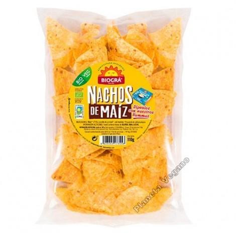 Nachos de Maiz - Biográ - 110g