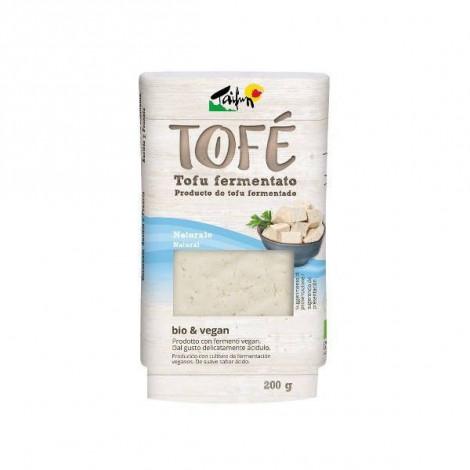 Tofu Fermentado Natural 200gr - Taifun -
