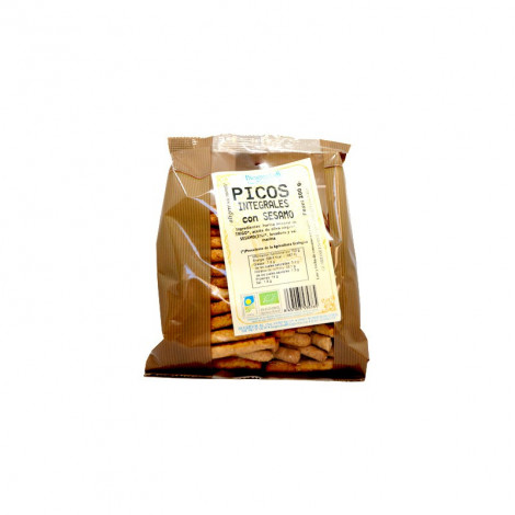 Picos integrales con sesamo - Biogredos - 200 gr