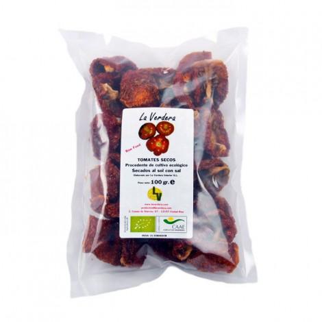 Tomates Secos Mitades - La Verdera - 100gr