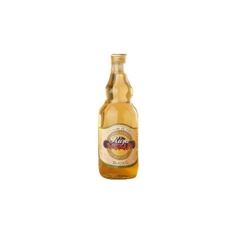 """Vinagre Vino Blanco """"Riojavina"""" 500ml"""