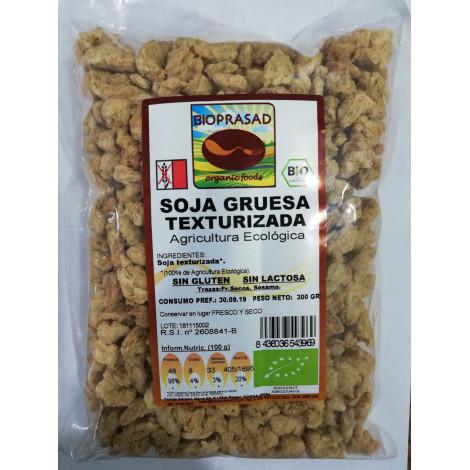 Soja texturizada gruesa -Bioprasad- 300g