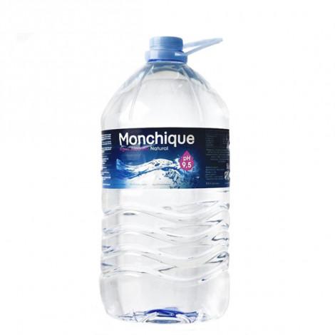 Agua Mineral Alcalinizada - Monchique - 5L