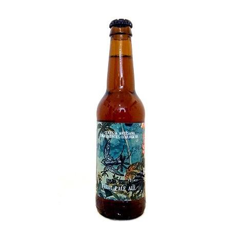 Cerveza Fruta Bruta - Bailandera - 33cl