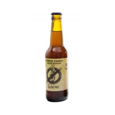Cerveza Sin Gluten - Bailandera - 33cl