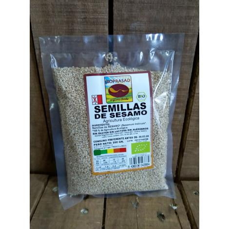 Semillas de Sésamo - Bioprasad - 250gr