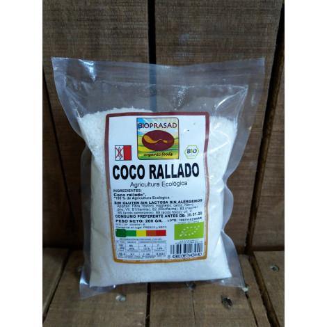 Coco Rallado - Bioprasad - 200gr