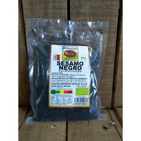 Sésamo Negro - Bioprasad - 250gr