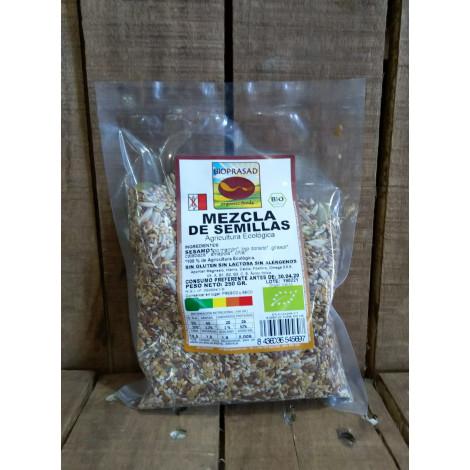 Mezcla de Semillas - Bioprasad - 250gr