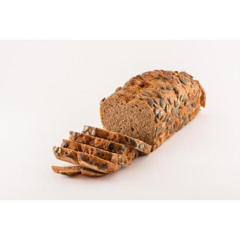 Pan Espelta con Semillas de Calabaza - 500gr - El Árbol del Pan